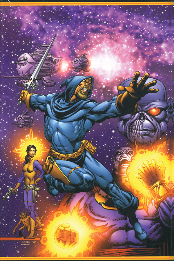 Dynamite® Dreadstar Rare Limited Definitive Edition - Signed By Jim Starlin Hardcover