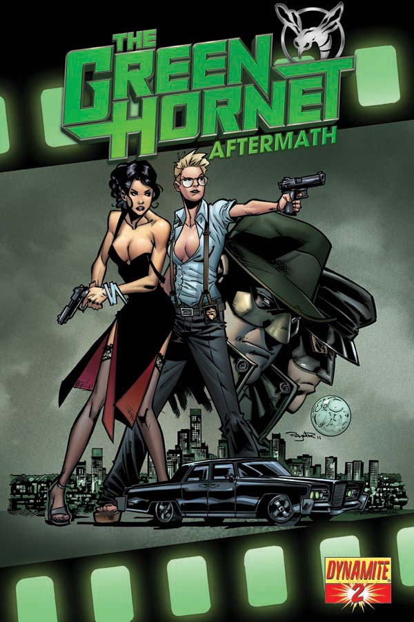 Dynamite® Green Hornet Aftermath