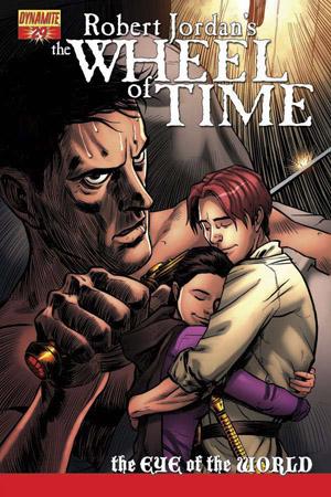 Robert Jordans Wheel of Time: Eye of the World #3